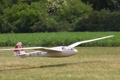 Aldo Toni in decollo