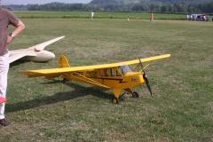 Il Piper 3 mt A.A.della Flighttech Italia motorizzato Haker A 150